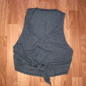 lululemon tied tank